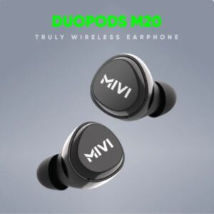 mivi earbuds duopods m20