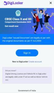 how to register on digilocker